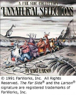 Unnatural Selections: A Far Side Collection (Paperback)