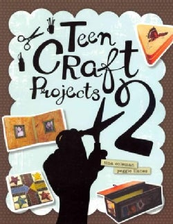 Teen Craft Projects 2 (Paperback)