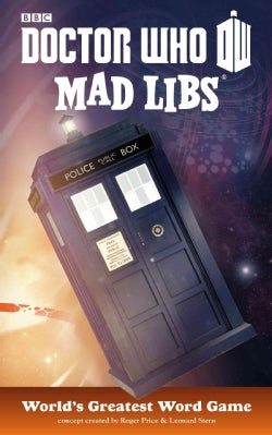 Doctor Who Mad Libs (Paperback)