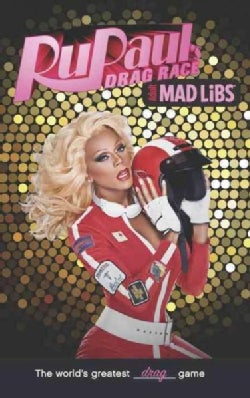 Rupaul's Drag Race Mad Libs (Paperback)