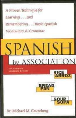 Spanish by Association (Paperback)