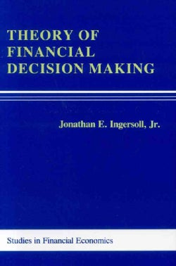 Theory of Financial Decision Making (Hardcover)
