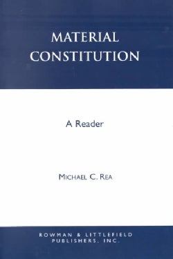 Material Constitution: A Reader (Paperback)