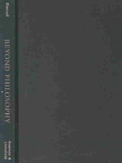 Beyond Philosophy: Ethics, History, Marxism, and Liberation Theology (Hardcover)
