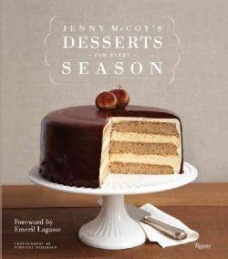 Jenny McCoy's Desserts for Every Season (Hardcover)