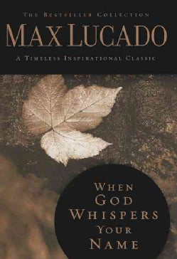 When God Whispers Your Name (Hardcover)
