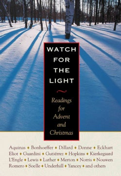 Watch for the Light: Readings for Advent and Christmas (Hardcover)
