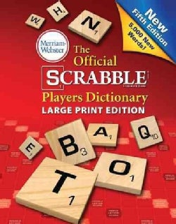The Official Scrabble Players Dictionary (Paperback)