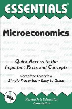 Microeconomics: Quick Access to the Important Facts and Concepts (Paperback)