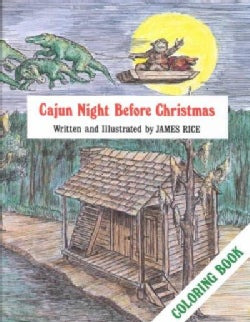 Cajun Night Before Christmas (Paperback)