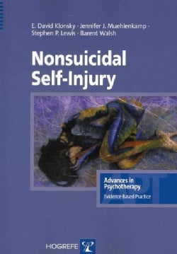Nonsuicidal Self-Injury (Paperback)