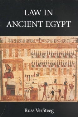 Law in Ancient Egypt (Paperback)