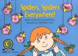Spiders, Spiders Everywhere! (Paperback)