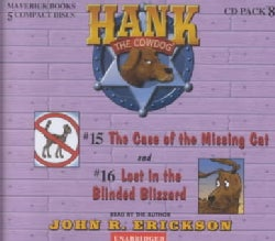 The Case of the Missing Cat / Lost in the Blinded Blizzard (CD-Audio)