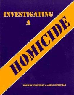Investigating a Homicide Workbook (Paperback)