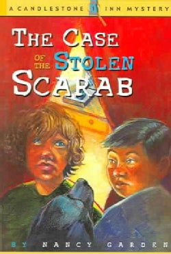 The Case of the Stolen Scarab: A Candlestone Inn Mystery (Paperback)