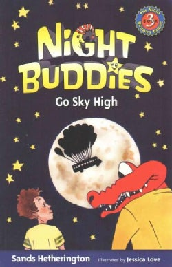 Night Buddies Go Sky High (Paperback)