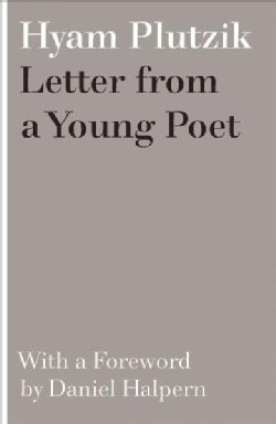 Letter from a Young Poet (Hardcover)