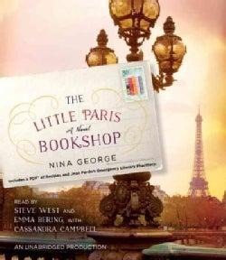 The Little Paris Bookshop (CD-Audio)