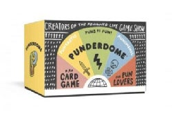 Punderdome: A Card Game for Pun Lovers (Game)