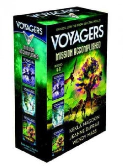 Voyagers Mission Accomplished (Hardcover)