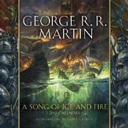 A Song of Ice and Fire 2017 Calendar: Illustrations by Didier Graffet (Calendar)