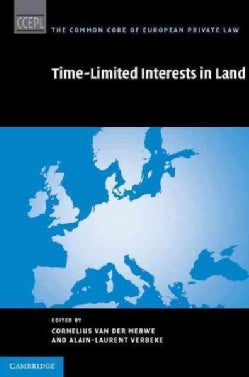 Time-Limited Interests in Land (Hardcover)