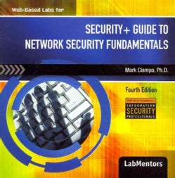 Ciampa's Security+ Guide to Network Security Fundamentals Access Card Only (Other merchandise)