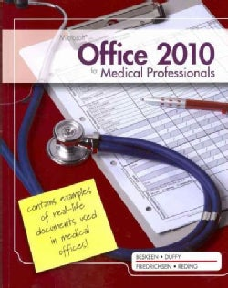 Microsoft Office 2010 for Medical Professionals (Paperback)