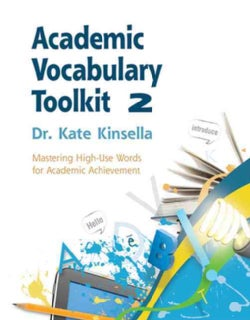 Academic Vocabulary Toolkit: Mastering High-Use Words for Academic Achievement (Paperback)