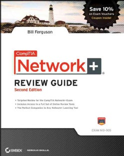 CompTIA Network+ Review Guide (Paperback)