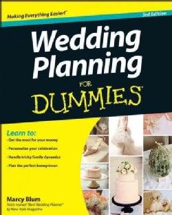 Wedding Planning for Dummies (Paperback)