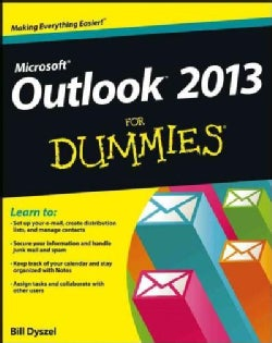 Outlook for Dummies 2013 (Paperback)