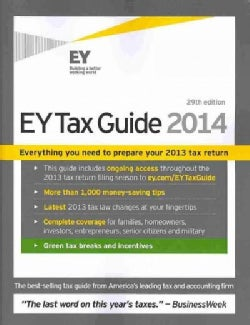 EY Tax Guide 2014 (Paperback)
