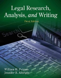 Legal Research, Analysis, and Writing (Paperback)