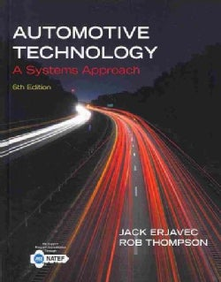 Automotive Technology: A Systems Approach (Hardcover)