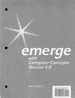 Emerge With Computer Concepts Volume 4.0 (Other book format)