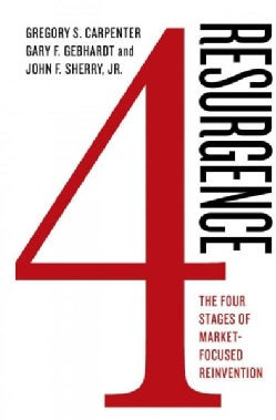Resurgence: The Four Stages of Market-Focused Reinvention (Hardcover)