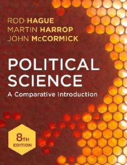 Political Science: A Comparative Introduction (Paperback)