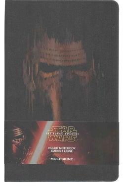 Moleskine Star Wars VII Limited Edition Lead Villain Large Ruled Hard Black (Notebook / blank book)