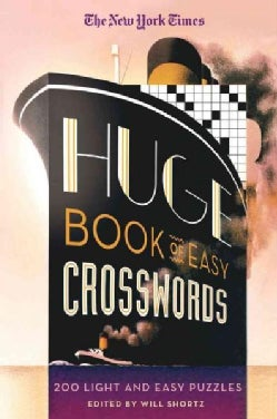 The New York Times Huge Book of Easy Crosswords: 200 Light and Easy Puzzles (Paperback)