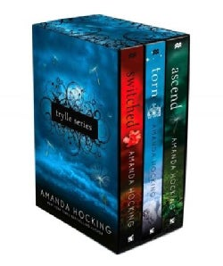 Trylle Boxed Set: Switched, Torn, Ascend (Paperback)