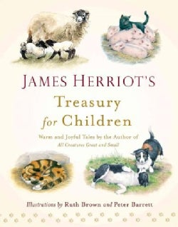James Herriot's Treasury for Children (Hardcover)