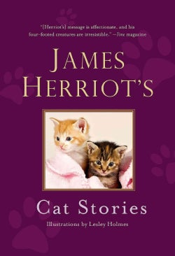James Herriot's Cat Stories (Hardcover)