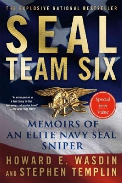 Seal Team Six: Memoirs of an Elite Navy Seal Sniper (Paperback)