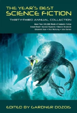 The Year's Best Science Fiction (Hardcover)