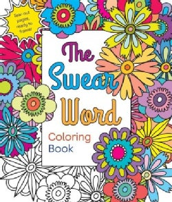 The Swear Word Coloring Book (Paperback)