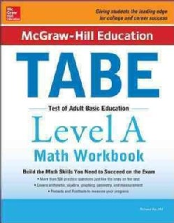 Mcgraw-hill Education Tabe, Level A Math (Paperback)