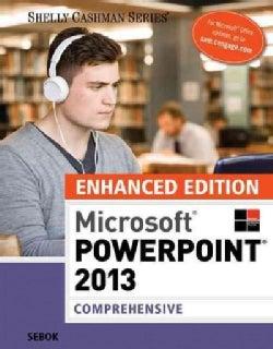 Microsoft Powerpoint 2013: Comprehensive (Paperback)