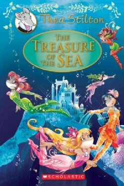 The Treasure of the Sea: A Geronimo Stilton Adventure (Hardcover)